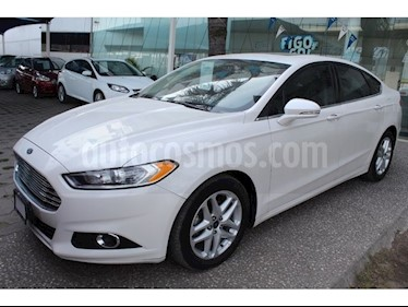 Foto venta Auto Seminuevo Ford Fusion 2.5 SE I4 AT (2016) color Blanco precio $245,000