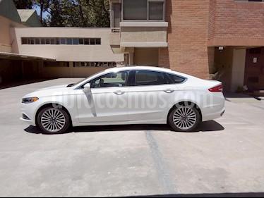 Ford Fusion 2.0L SE Ecoboost usado (2019) color Blanco precio $14.000.000