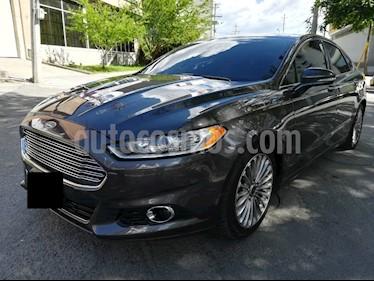 Ford Fusion 3.0L Aut usado (2016) color Gris Nocturno precio $40.000.000
