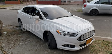 Ford Fusion 2.0L Titanium Plus usado (2014) color Blanco precio $49.500.000
