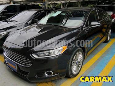 foto Ford Fusion 2.0L Titanium usado (2013) color Negro precio $51.900.000