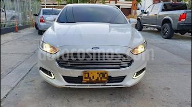 Ford Fusion 2.0L Titanium usado (2016) color Blanco precio $40.000.000