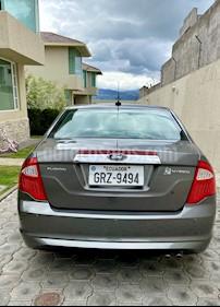 Ford Fusion 2.5L SE Aut usado (2011) color Gris precio u$s17.500