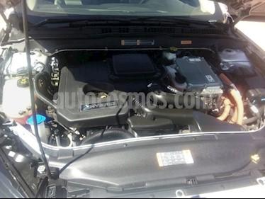 Foto venta Auto usado Ford Fusion HEV SE LUX (2017) color Plata precio $419,000