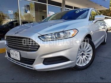 Foto venta Auto usado Ford Fusion HEV SE LUX (2016) color Plata precio $349,000