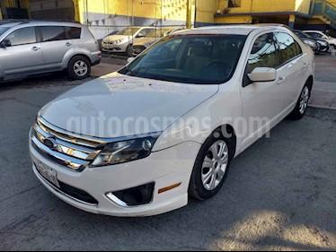 Ford Fusion S Aut usado (2010) color Blanco precio $89,000