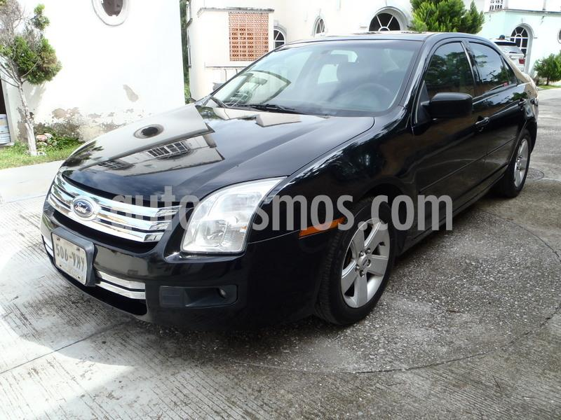 Ford Fusion SE Aut usado (2009) color Negro precio $89,000