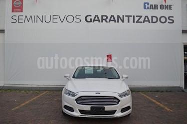 Ford Fusion SE Hibrido usado (2016) color Blanco precio $289,900