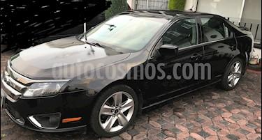 Ford Fusion Sport usado (2011) color Negro precio $100,000