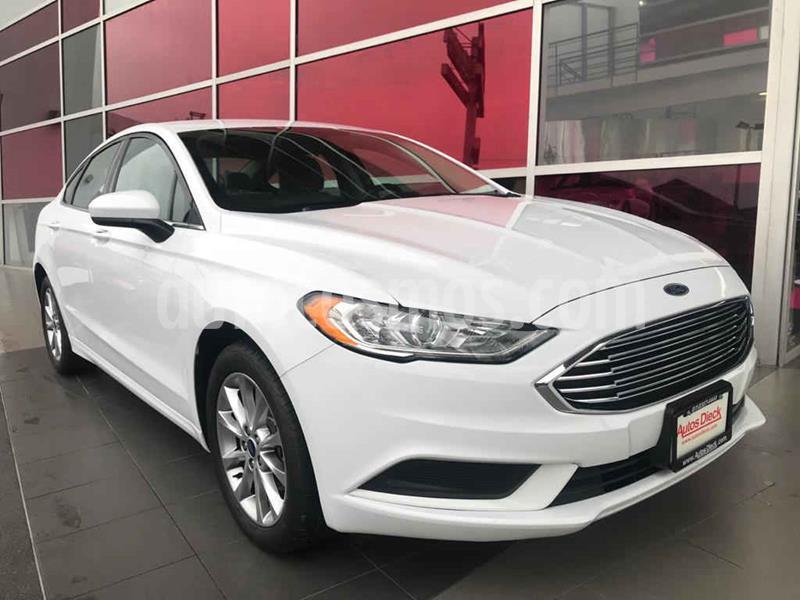 Ford Fusion S Aut usado (2017) color Blanco precio $229,000