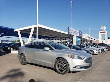 Ford Fusion SE Luxury Plus usado (2017) color Plata precio $295,000