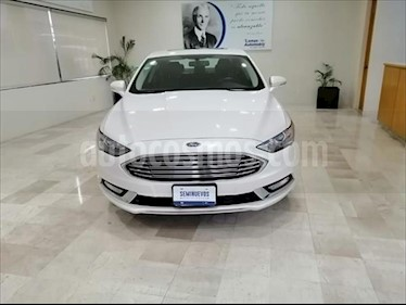 Ford Fusion SE Advance usado (2017) color Blanco precio $279,000