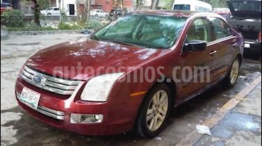 Ford Fusion SE Luxury Plus usado (2006) color Rojo precio $71,000