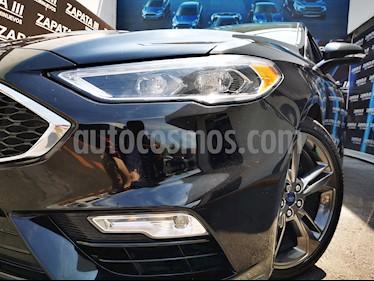 Ford Fusion Sport usado (2017) color Negro precio $399,000