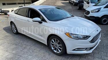 Foto Ford Fusion SE Hibrido usado (2017) color Blanco precio $339,000