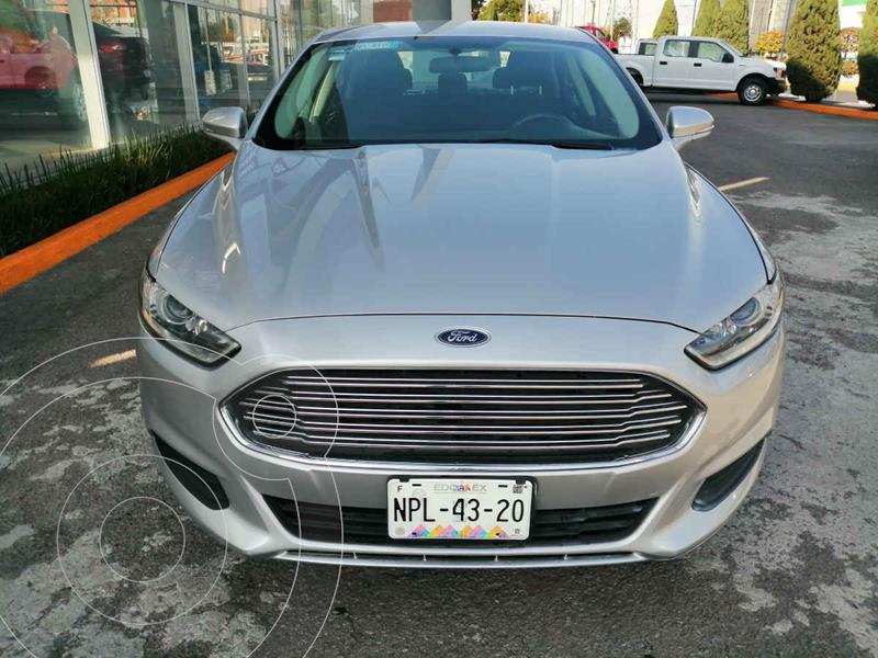 Foto Ford Fusion SE Aut usado (2016) color Plata precio $245,000