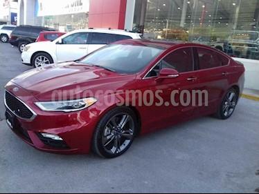 Foto Ford Fusion Sport usado (2017) color Rojo precio $425,000