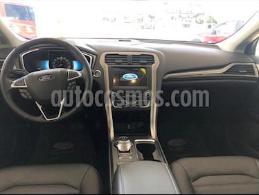 Ford Fusion SE LUX Hibrido usado (2018) color Blanco precio $528,500