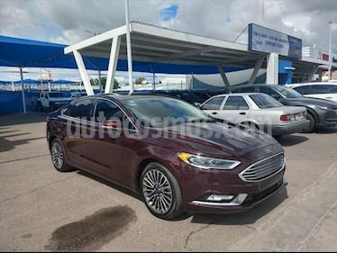 foto Ford Fusion 4P SE LUXURY L4/2.0/T AUT usado (2017) precio $275,000