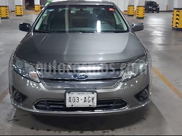 Ford Fusion SE Aut usado (2011) color Gris Plata  precio $97,000