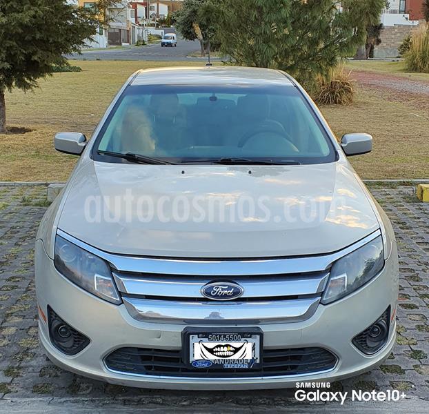 Ford Fusion SE V6 usado (2010) color Gris Humo precio $93,477