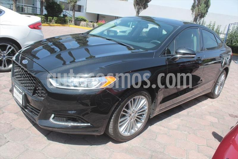 Ford Fusion SE Luxury Plus usado (2014) color Negro precio $250,000