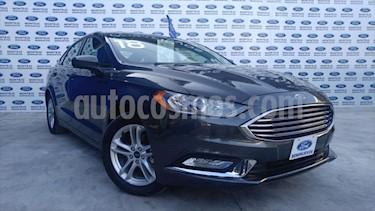 Ford Fusion SE usado (2018) color Gris Oscuro precio $374,000