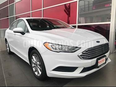 Ford Fusion S Aut usado (2017) color Blanco precio $249,000