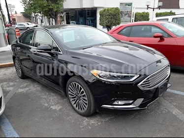 Ford Fusion SE Luxury Plus usado (2017) color Negro precio $340,000
