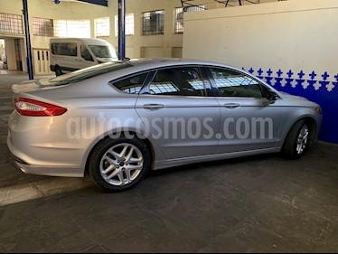 Ford Fusion SE usado (2015) color Gris precio $210,000