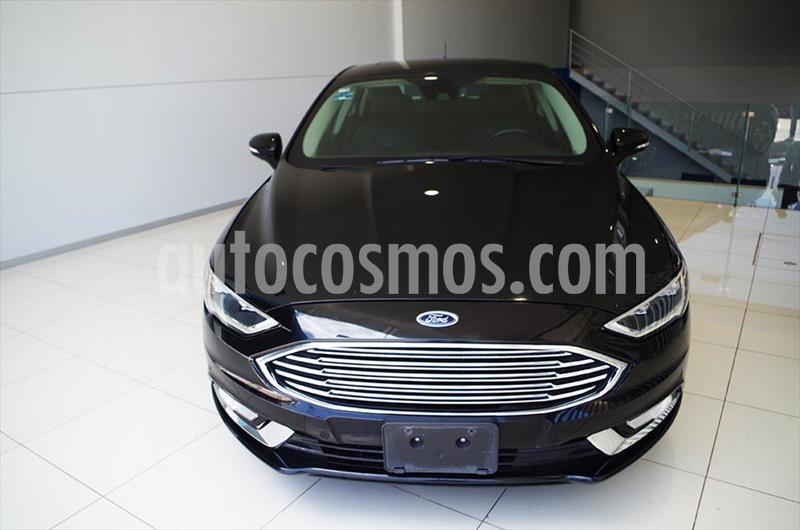 Ford Fusion TITANIUM ECOBOOST usado (2017) color Negro precio $349,000