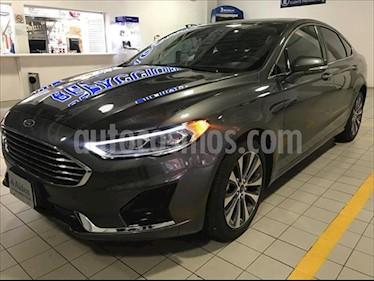Ford Fusion SEL usado (2019) color Gris precio $399,000