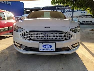 Ford Fusion SE Advance usado (2017) color Blanco precio $265,000