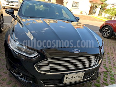 Ford Fusion Titanium Plus usado (2015) color Negro precio $259,000
