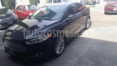 Ford Fusion SE Luxury Plus usado (2013) color Negro Profundo precio $169,000