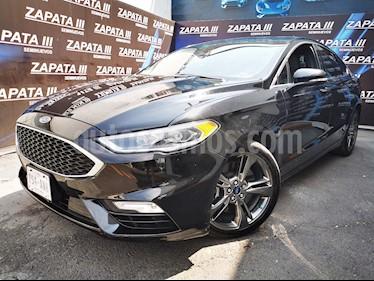 Ford Fusion Sport usado (2017) color Negro precio $390,000