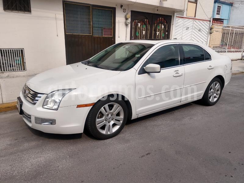 Ford Fusion SEL V6 usado (2009) color Blanco precio $79,000