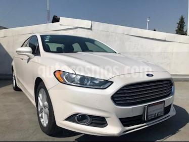 Ford Fusion 4P SE L4/2.5 AUT usado (2014) color Blanco precio $170,000