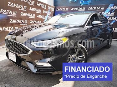 Ford Fusion Sport usado (2017) color Negro precio $99,750