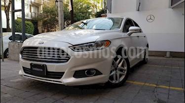 Foto Ford Fusion SE Aut usado (2015) color Blanco precio $215,000