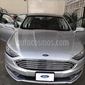 Ford Fusion SE usado (2017) color Plata precio $310,000