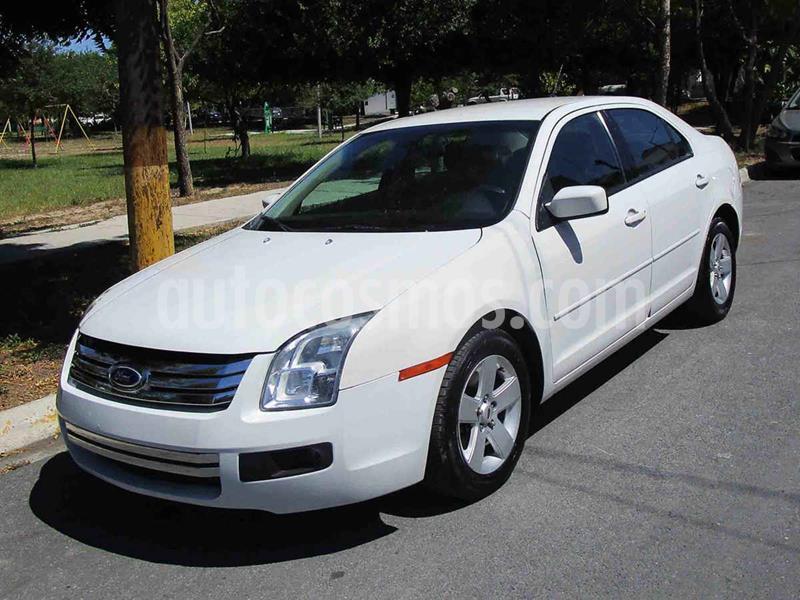 Ford Fusion SE Aut usado (2008) color Blanco precio $73,000