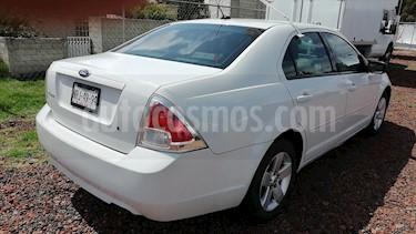 Ford Fusion 4P S L4 AUT usado (2009) color Blanco precio $98,000