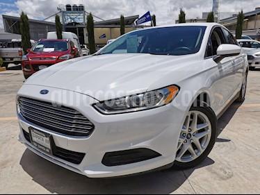 Ford Fusion S usado (2016) color Blanco Oxford precio $239,000