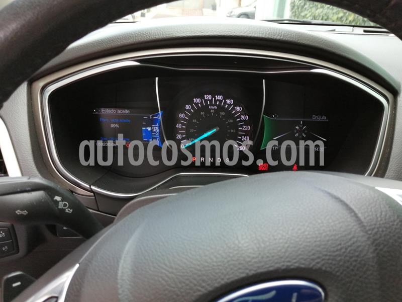 Ford Fusion SE Luxury usado (2016) color Negro Profundo precio $205,000