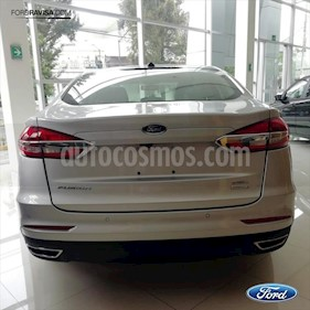 Ford Fusion SEL usado (2019) color Plata precio $506,200