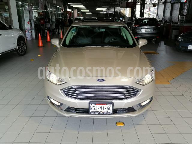 Ford Fusion 4P SE LUXURY HIBRIDO 2.0L TA PIEL QC GPS F. NIEBL usado (2017) precio $325,000