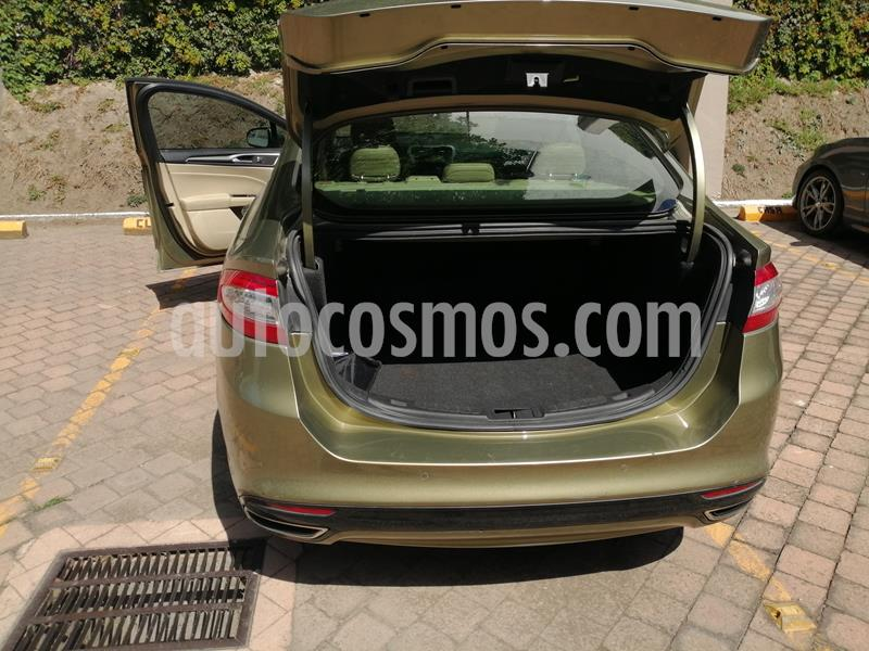 Ford Fusion SE Luxury Plus usado (2013) color Verde precio $160,000