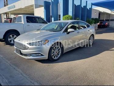 Ford Fusion 4P SE HIBRIDO AUT usado (2017) color Plata precio $285,000