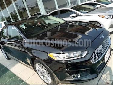 Ford Fusion 4P SE LUXURY L4 PIEL usado (2013) color Negro precio $199,000